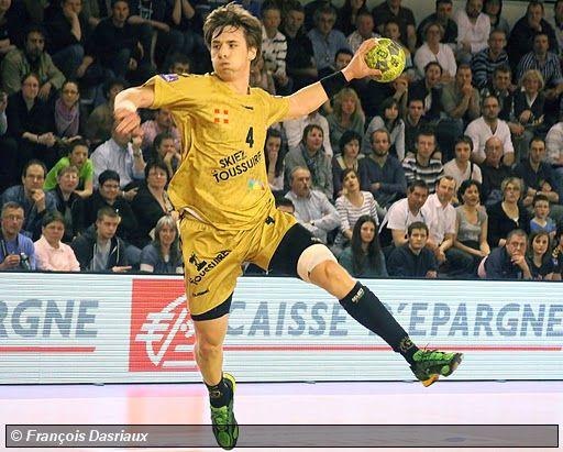 défense étagée handball