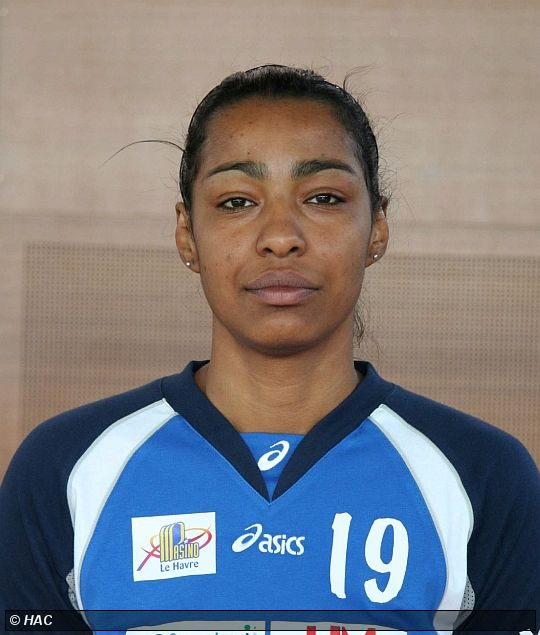 <b>Aline Silva Dos Santos</b> s'engage avec Le Havre ! - 55619_big