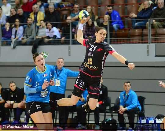 Coupe EHF F : Brest continue seul