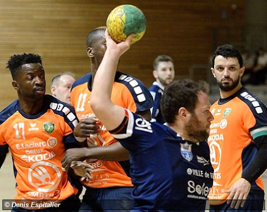 N1M : Grenoble en play-off, Vernouillet en stand-by