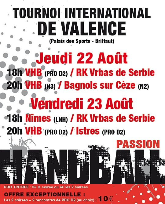 Tournoi International de Valence
