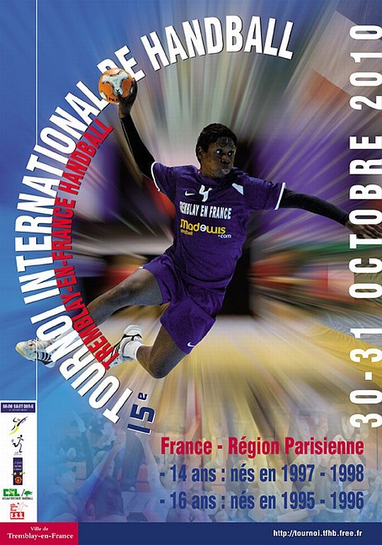 15ème édition du tournoi international