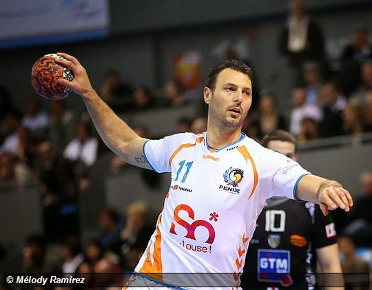 Dix clubs français en coupe d'Europe dont Toulouse en EHF