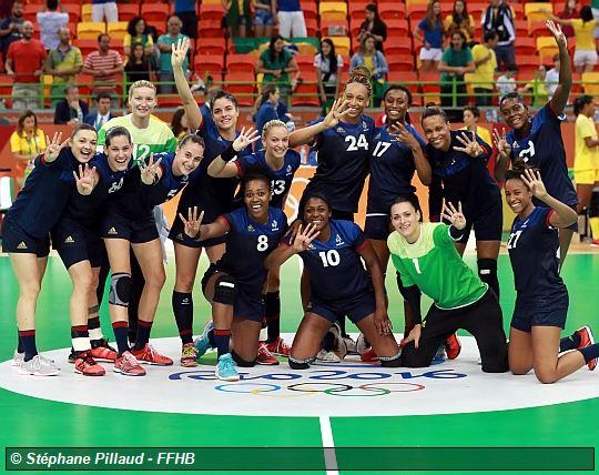 Sports JO 2016 -HANDBALL FEMMES 62382_big