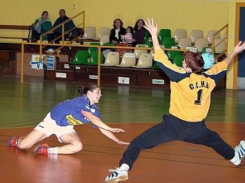 courcelles chaussy handball