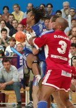 Jackson dans les bras de Didier...
